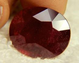 CERTIFIED - 27.01 Carat Fiery Ruby - Gorgeous
