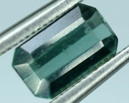 1.15 ct Indicolite Tourmaline From Afghanistan (AR)