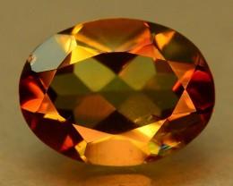 Gil Cert Rare 1.19 ct Natural Multi Color Andalusite SKU-1