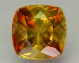 Certified Rare 1.21 ct Multi Color Andalusite SKU-1