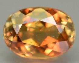 Gil Cert Rare 1.15 ct Multi Color Andalusite SKU-1