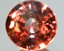 ~NICE ROUND~ Natural Color Change Garnet Green to Red Tanzania