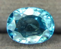 3.35 Crt Natural Zircon Faceted Gemstone (R 84)