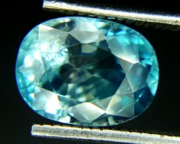3.60 Crt Natural Zircon Faceted Gemstone (84)
