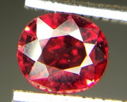 1.0 Crt Natural Rhodolite Garnet Faceted Gemstone (84)