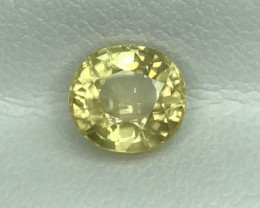 2.17 CT NATURAL ZIRCON HIGH QUALITY GEMSTONE S70
