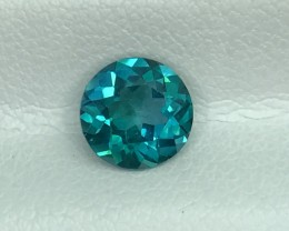 1.48 CT NATURAL GREEN TOPAZ HIGH QUALITY GEMSTONE S70