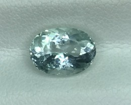 1.84 CT NATURAL AQUAMARINE HIGH QUALITY GEMSTONE S70