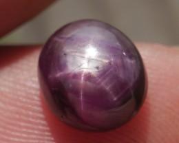 4.50 Ct Natural Star Ruby Gemstone