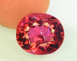Top Color 5.30 ct Natural Rubelite