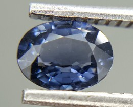 0.40 Crt Natural Sapphire Faceted Gemstone (85)
