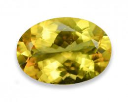 10.16 Cts Dazzling Rare Yellow Danburite Collect