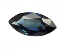 1.21cts Natural Australian Blue Sapphire Marquise Shape