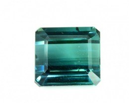 5.50 cts Flawless Untreated Indicolite Tourmaline Gemstone