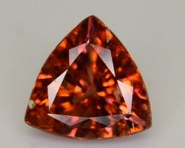 Certified Rare Champagne Zoisite 1.39 ct From Tanzania SKU-3