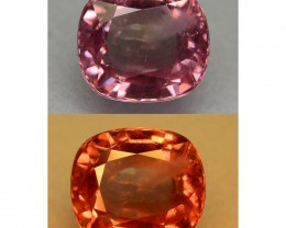 2.58 ct Color Change Malaya Garnet SKU.1