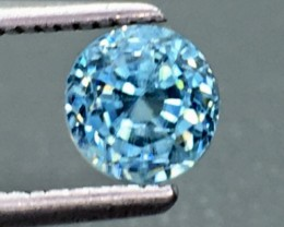 1.39 Ct Natural Zircon Awesome Color ~ Cambodia Kl1