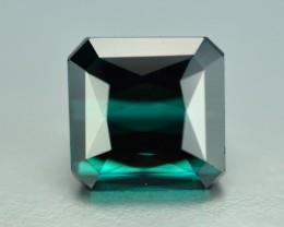 2.99 Cts Beautiful Natural Indicolite Shade Green Tourmaline