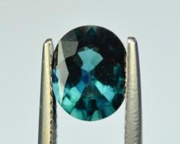 1.38 Cts Superb Natural Indicolite Shade Blue Tourmaline