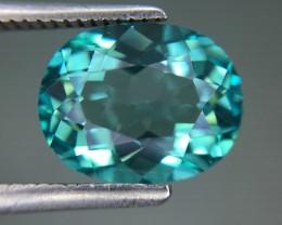 3.45 Ct Awesome Topaz Excellent Luster & Color Gemstone Kl7