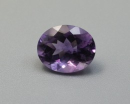 AMETHYST GEMSTONE OVAL SHAPE