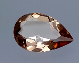 OUTSTANDING PEACH MORGANITE 2.15 Cts Gemstone   Jl400