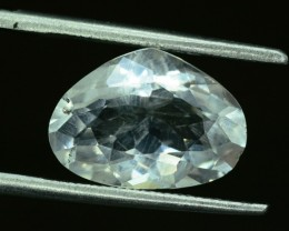 3.40 cts Untreated Rare Pollucite Gemstone from Afghanistan