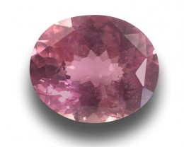 Natural  Unheated Pink sapphire|Loose Gemstone|Certified|Ceylon-NEW