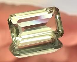 Gorgeous Prasiolite - Green Amethyst -  No Reserve Auct