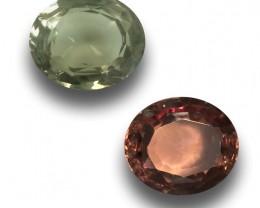 Natural Unheated Color Changing Garnet |Loose Gemstone| Sri Lanka