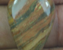23.35 CT BEAUTIFUL STRIPED JASPER (NATURAL+UNTREATED)