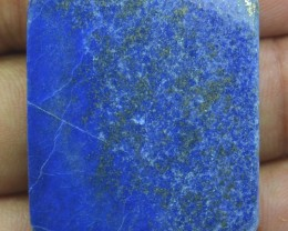 53.80 CT BEAUTIFUL LAPIS LAZULI (NATURAL+UNTREATED)