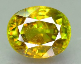 Spectacular 2.28 ct Titanite Sphene Multi Color Hue SKU.5
