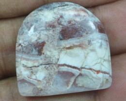 39.25 CT BEAUTIFUL CRAZY LACE AGATE (NATURAL+UNTREATED)
