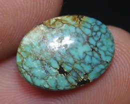 3.45 Crt Natural Turquoise Stone