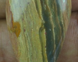 28.60 CT BEAUTIFUL STRIPED JASPER (NATURAL+UNTREATED)