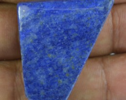 55.30 CT BEAUTIFUL LAPIS LAZULI (NATURAL+UNTREATED)