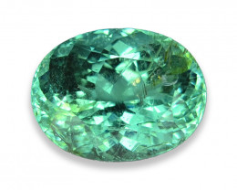 16.26 Cts Beautiful Certified Mozambique Paraiba Tourmaline