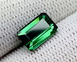 2.30CT TOURMALINE MINT GREEN BEST QUALITY GEMSTONE IGC65