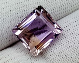12.55CT BOLIVIAN AMETRINE BEST QUALITY GEMSTONE IGC65