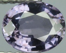 Outstanding Top Luster oval Blue Unheated Spinel NR!!!