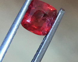 Natural Padparadscha Sapphire|Loose Gemstone| Sri Lanka - New