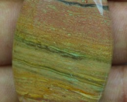 66.20 CT BEAUTIFUL STRIPED JASPER (NATURAL+UNTREATED)