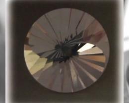 """CERTIFIED """"The Yin Yang"""" Uli Zeisburg ~22,58 CT's ~Winners Prize"""