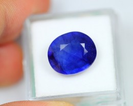 Lot 08 ~ 10.27Ct Natural Ceylon Royal Blue Sapphire