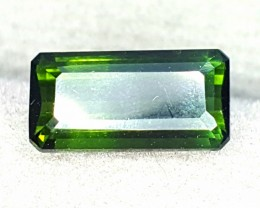 1.40 Crt Natural Tourmaline Faceted Gemstone (R 91)