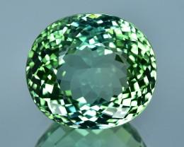 29.99 Cts Wonderful Collection Natural Fine Green Tourmaline