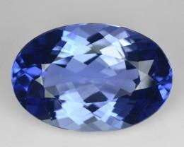 5.67 Cts Natural Blue Beryl (Aquamarine) Oval Brazil Gem
