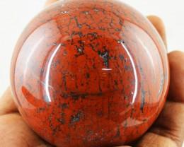 Genuine 1396.50 Cts Red Jasper Healing Ball
