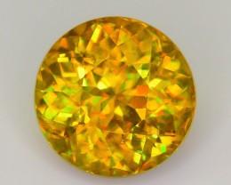 Top Color 3.04 ct Natural Sphene SKU-9